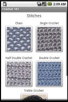 Screenshot of Crochet 101