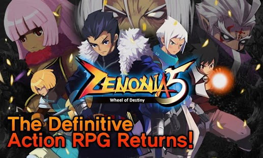 Download ZENONIA® 5 APK on PC