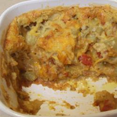 Rich Macaroni and Tomato Bake