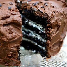 Secret Chocolate Fantasy Cake