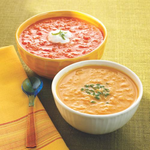 Butternut Bowl o' Soup Recipe | Yummly