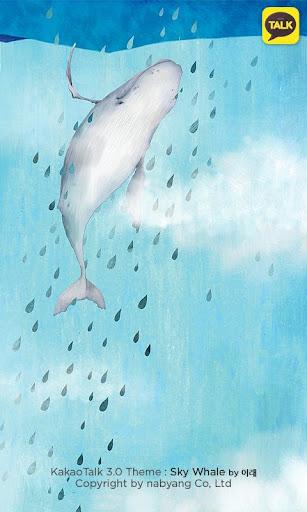 カカオトック テーマ : 空のクジラ