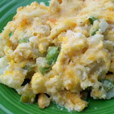 Country Cauliflower Casserole