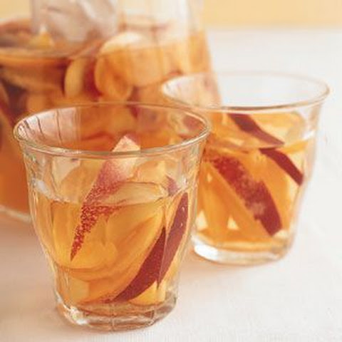 White Sangria with Summer Fruits
