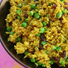 Island Peas and Rice