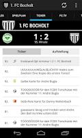 Screenshot of 1. FC Bocholt