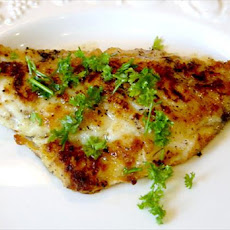 Red Snapper With Lemon Butter