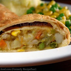 Yummy Veggie and Cheese Pasties