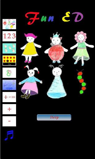 FunED Math for Kids Children