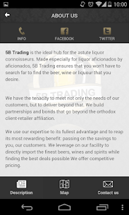 5B Trading - screenshot