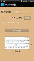 Screenshot of HKD Exchange