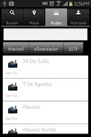 Screenshot of Mi TransMi  y SITP Bogota
