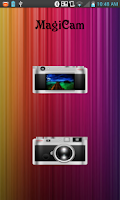 Screenshot of Magicam Photo Magic Editor