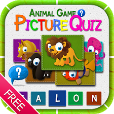 Animal Picture Quiz Game -Free