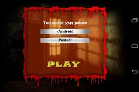【免費街機App】Run! Zombies!-APP點子