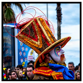 The mad hatter by Stefano Catani - People Musicians & Entertainers