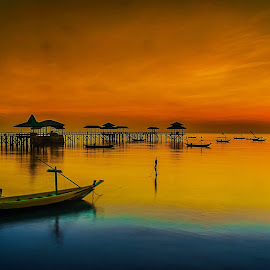by Fito Farand Rahmanda - Transportation Boats