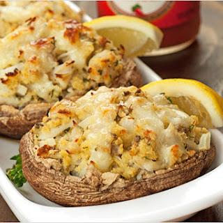 Healthy Crab Stuffed Portobello Mushroom Recipes