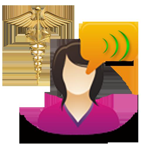 Medical Term Pronunciation LOGO-APP點子