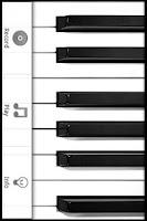 Screenshot of Piano Pro