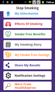 Puff Away-Stop Smoking Today - screenshot