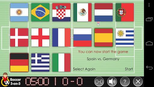 Soccer 3-on-3