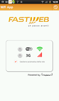 Screenshot of WiFi App