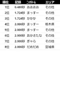 Screenshot of 反射神経~コンマ1秒以下の挑戦~