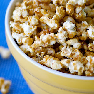 Maple Walnut Popcorn