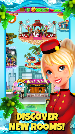Hotel Island: Paradise Story - screenshot