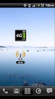Screenshot of 4G Toggle for EVO