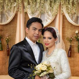 by Zul De Sniper - Wedding Bride
