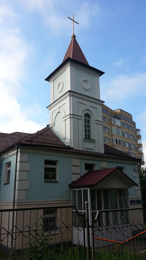 Храм на Коммунистической