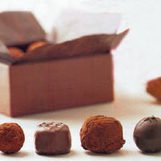 Robert Linxe's Chocolate Truffles
