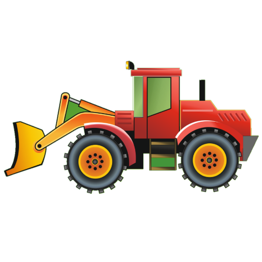 Machines and Tractors Memory LOGO-APP點子