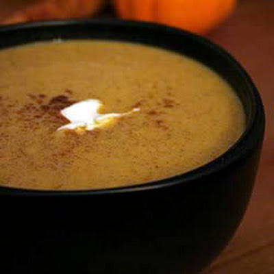 Harvest Pumpkin Soup