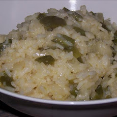 Easy Microwave Rice Pilaf
