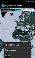 Screenshot of Ingress Intel Helper