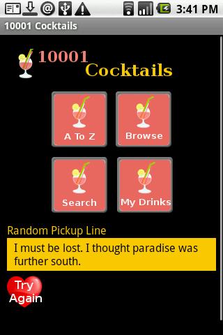 10001 Cocktails