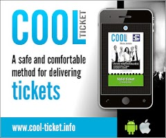 Screenshot of Cool Ticket
