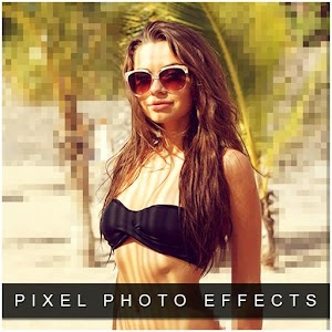 Pixel Photo Effects