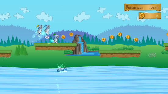 Four Little Knights - screenshot
