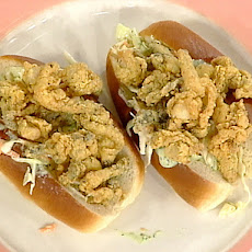 Fried Spicy Ipswich Clam Rolls