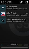Screenshot of Joker - Nejlepší české vtipy