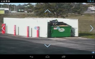 Screenshot of Viewtron CCTV DVR Viewer App