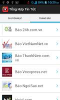 Screenshot of Xem Phim Tổng Hợp HD