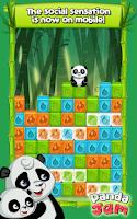 Screenshot of Panda Jam