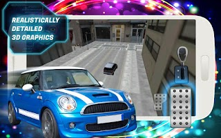 Screenshot of Parking 3D 2014