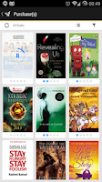 Screenshot of Flipkart eBooks