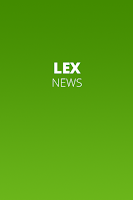 Screenshot of LEX News